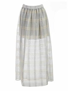 Emporio Armani Elasticated Waist Skirt