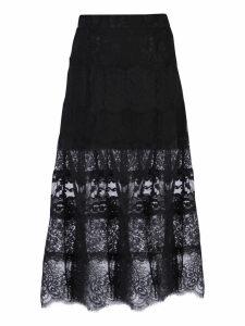 McQ Alexander McQueen Lace Skirt