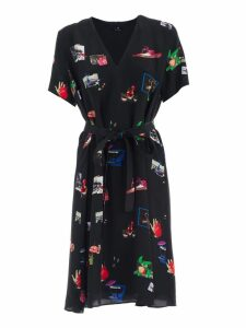 PS by Paul Smith Printed Dress