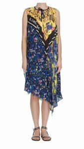 Balenciaga Scarf Dress