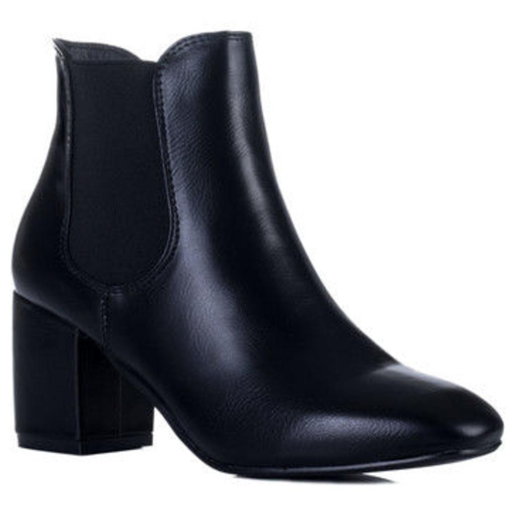 Spylovebuy  PANDER  women's Low Ankle Boots in Black