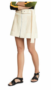 Proenza Schouler PSWL Tie Wrap Dress