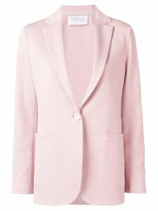 Harris Wharf London structured blazer - Pink