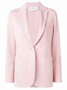 Harris Wharf London structured blazer - Pink