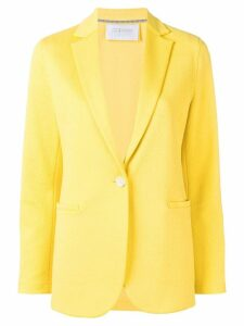 Harris Wharf London structured blazer - Yellow