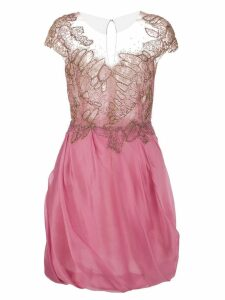 Marchesa Organza cocktail dress - Pink