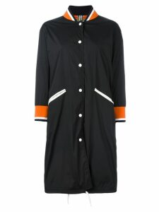 Herno single breasted coat - Black