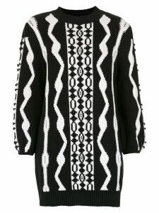 Andrea Bogosian knit dress - Black