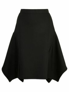 The Celect The Volume skirt - Black