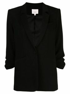 Cinq A Sept crepe Khloe blazer - Black