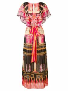 Temperley London Athena kaftan dress - Pink