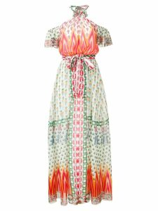 Temperley London Millais Twist dress - White