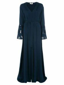 Sachin & Babi Francis kaftan dress - Blue