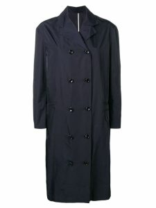 Joseph richter taffeta coat - Blue