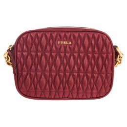 Furla Leather Cross-body Messenger Shoulder Bag Cometa Mini