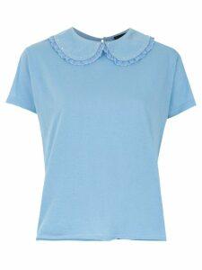 Andrea Bogosian plain t-shirt - Blue