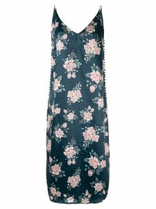 We Are Kindred Frenchie slip dress - Green