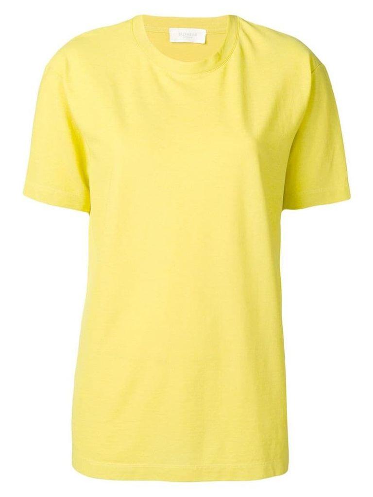Zanone lemon T-shirt - Yellow