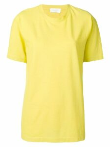 Zanone lemon T-shirt - Yellow