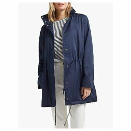 Four Seasons Basic Parka, Navy