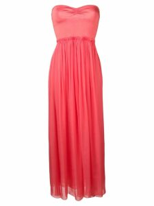 Forte Forte coral sleeveless dress - Pink