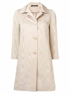Tagliatore single breasted coat - Neutrals