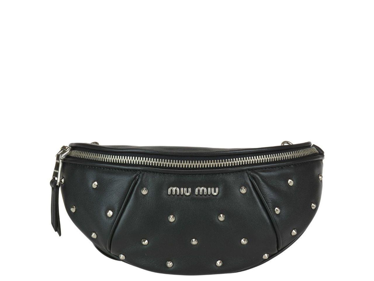 Miu Miu Bum Bag