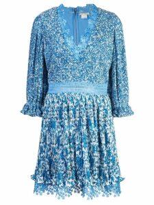Alice+Olivia Jonna dress - Blue