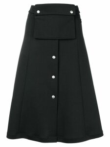 Courrèges belt bag skirt - Black