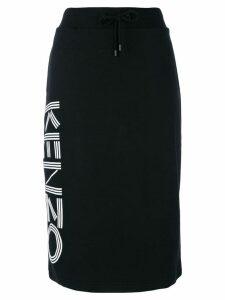 Kenzo jersey skirt - Black