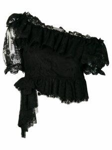 Preen By Thornton Bregazzi iris top - Black