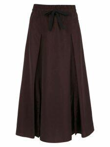 Alcaçuz Lume skirt - Purple