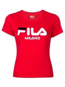 Fila printed T-shirt - Red