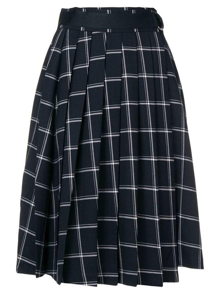 Fila pleated skirt - Blue