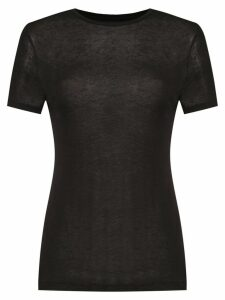 Osklen short sleeved t-shirt - Black
