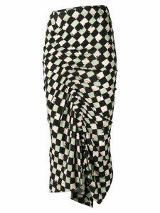 Preen By Thornton Bregazzi darleen skirt - Green