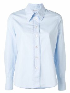 Barena basic shirt - Blue