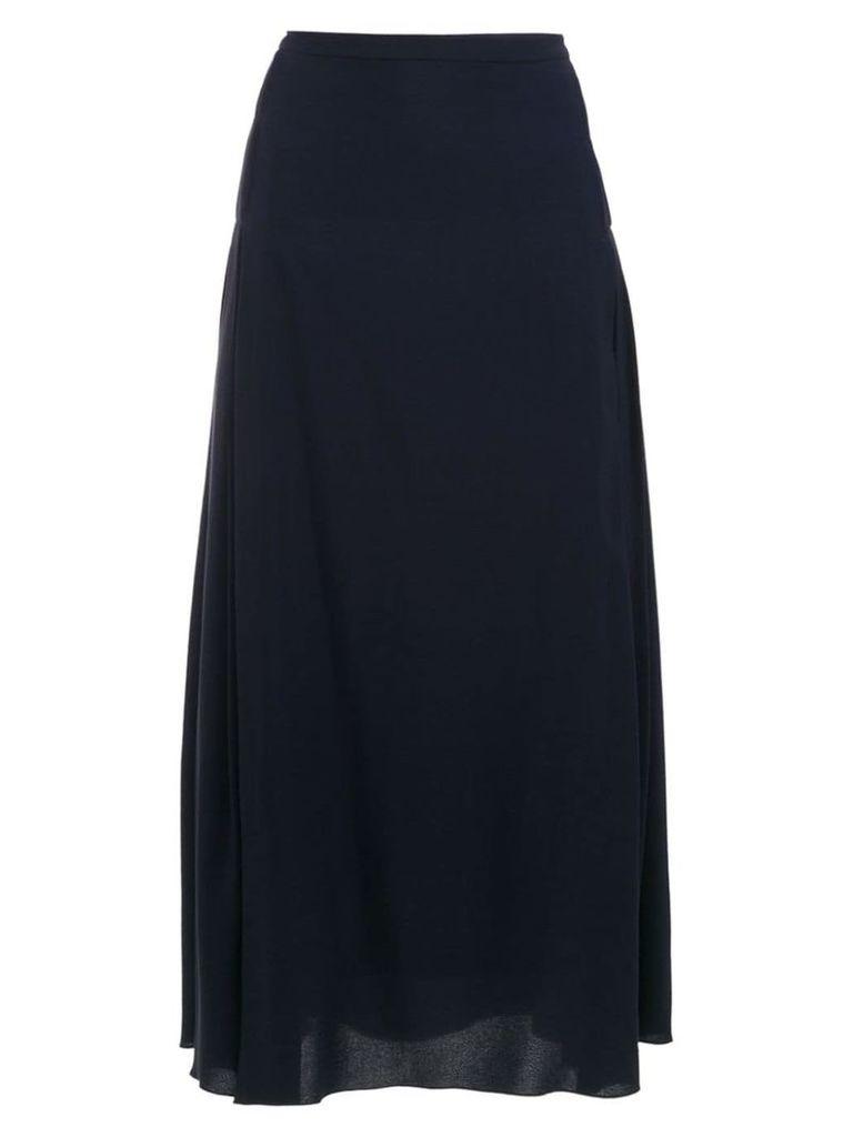 Alcaçuz Lilo midi skirt - Blue