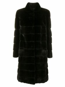 Liska Neilyn oversized coat - Brown