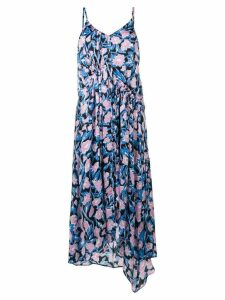 Christian Wijnants Dev midi dress - Blue