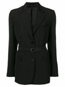 Christian Wijnants Jena belted blazer - Black