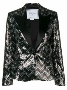 Redemption sequinned dinner blazer - Silver