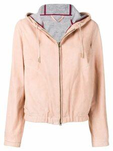 Herno hooded jacket - Pink