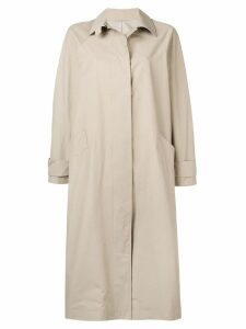 Studio Nicholson Rowley trench coat - Neutrals
