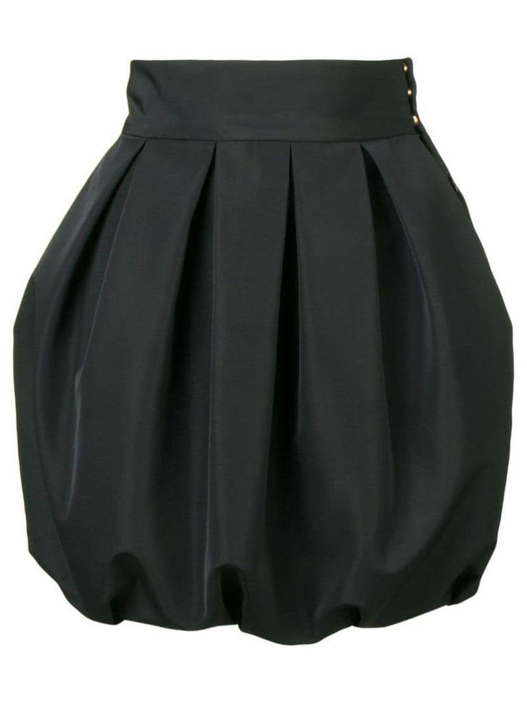 Alexandre Vauthier balloon short skirt - Black