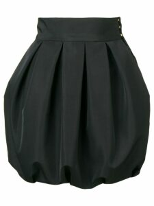 Alexandre Vauthier balloon short skirt - Black