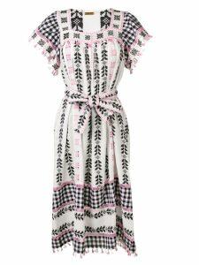 Dodo Bar Or embroidered summer dress - Black
