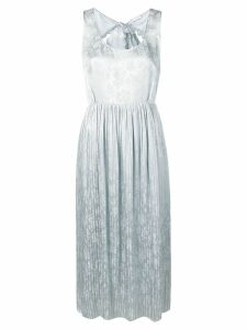 Magda Butrym Shiraz dress - Grey