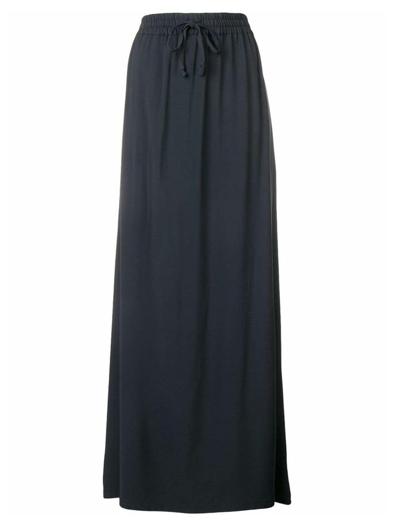 Société Anonyme long loose skirt - Blue