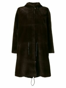 Liska German fur coat - Brown